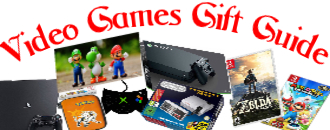 Video Games Gift Guide